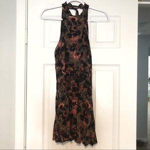 NWT RVCA Mini Dress